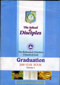 School Of Discipleship  graduation manual